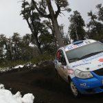 Andrés Margozzini dominó la N3 en primer día en Pucón del Rally Mobil