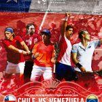 Comenzó la venta de entradas para serie de Copa Davis entre Chile y Venezuela