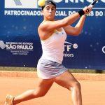 Bárbara Gatica se instala entre las ocho mejores del ITF de Antalya
