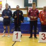 Cristian Dettoni gana medalla de bronce en el Open de República Checa