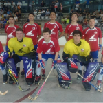 Chile debutó goleando a Egipto en el Mundial Sub 20 de Hockey Patín