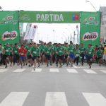 Más de 3000 participantes tuvo la corrida Milo de Antofagasta