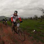 Cristián Bustos logró el quinto lugar en el Desafío BMC