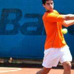Jorge Montero avanzó a cuartos de final del Futuro 36 Turquía