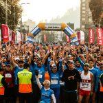 """""""Corrida de la Construcción"""" espera a más de 10.000 personas en Santiago"""