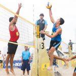 Los primos Grimalt debutaron con un triunfo en el Río Open de Volleyball Playa