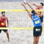 Primos Grimalt finalizan en el puesto 17 del Río Open de Volleyball Playa