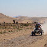 Ignacio Casale mantiene el liderato en quads tras segunda etapa del Atacama Rally