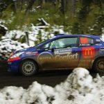 Pedro Heller se llevó la categoría R2 en primer día del Rally Mobil en Pucón