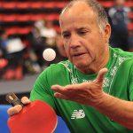 Seleccionados brillaron en masivo segundo nacional paralímpico de tenis de mesa