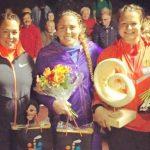 Natalia Ducó gana medalla de plata en Torneo Internacional de Lanzamientos en Alemania