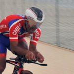 """""""Monín"""" Sepúlveda entregó el primer oro para Chile en el Panamericano de Ciclismo"""