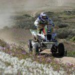 Ignacio Casale se mantiene liderando el Atacama Rally 2015