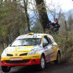 Con el Shakedown se dio inicio a la fecha de Pucón del Rally Mobil 2015