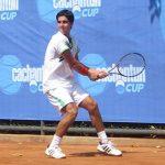 Jorge Montero se quedó con el vicecampeonato de dobles en el Futuro 36 Turquía