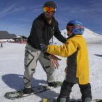 Este domingo se realizará el primer campeonato de snowboard inclusivo en Chile