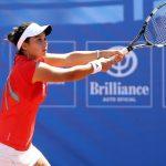 Cecilia Costa ingresó al cuadro principal del ITF de San Carlos
