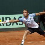 Juan Carlos Saez cayó en cuartos de final del Challenger de Campinas