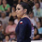 Simona Castro logró el cuarto lugar en suelo del World Challenge de Croacia