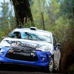 Ingo Hoffman ganó el primer día en categoría R3 de la quinta fecha del Rally Mobil
