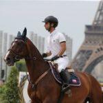Jinete Uri Rosenzweig representará a Chile en nueva fecha del Global Champions Tour