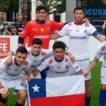 Selección Chilena Masculina de Fútbol Calle mantiene el invicto en Holanda
