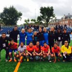Selección Chilena Femenina avanza a segunda ronda del Mundial de Fútbol Calle