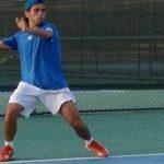 Rodrigo Castro sumó su primer punto en el ranking ATP