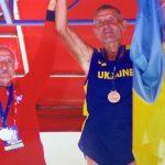 """""""Tata Biónico"""" logra medalla de plata en Campeonato Mundial Master de Atletismo"""
