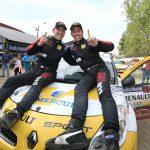 Cristóbal Ibarra se coronó campeón de la categoría R3B del Rally Mobil 2015