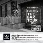 "Competencia de skate ""Boost The Bar Tour"" recorrerá cuatro ciudades del país"