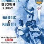 Universidad Católica buscará un nuevo triunfo en la Liga Nacional de Básquetbol