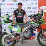 Motociclista Patricio Cabrera renueva auspicio con la marca Loctite