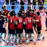 Chile gana medalla de bronce en el Preolímpico Masculino de Volleyball