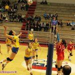 Con triunfo de Boston College comenzó la Liga Chilena A1 de Volleyball