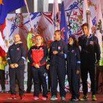 Se inauguraron los Juegos Deportivos Nacionales y Paranacionales 2015