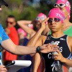 Bárbara Riveros termina en el séptimo lugar del Wollongong OTU Sprint Triathlon
