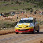 Cristobal Ibarra seguirá manejando el Renault Clío en el Rally Mobil 2016