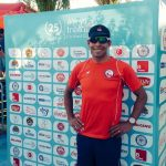 Felipe Van de Wyngard logró el puesto 39 en Turquía