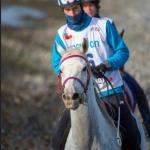 Pablo Llompart obtuvo el séptimo lugar en el Mundial Enduro Ecuestre Juvenil 2015