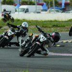 Tania González y Milenka Cvitanovic fueron las grandes protagonistas en final del motociclismo de velocidad