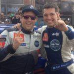 Pedro Heller está a una jornada del campeonato de la R2 en el Rally Mobil