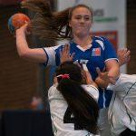 Valparaíso, Metropolitana y Biobío confirman su potencia en el handball damas de los Juegos Nacionales