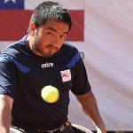 Cayulef y Méndez se instalan en semifinales del Melipilla Open 2015