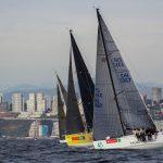 Este sábado se realizó la segunda jornada de la Regata Off Valparaíso 2015