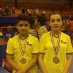Valentina Ríos logra medalla de plata en el Latinoamericano de Cuba