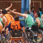 Concepción recibe el segundo zonal del Básquetbol en Silla de Ruedas