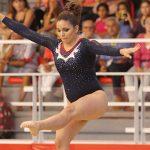 Simona Castro finaliza cuarta en las barras asimétricas del International Gymnix