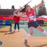 Valentina Salazar logra nuevo récord nacional juvenil y sub 23 en la jabalina