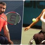 Robinson Méndez y María Paz Díaz jugaran las finales del Melipilla Open